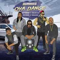 GMaks - Oya Dance ft. Mayorkun, Solidstar, Pepenazi & Danagog   Snippets